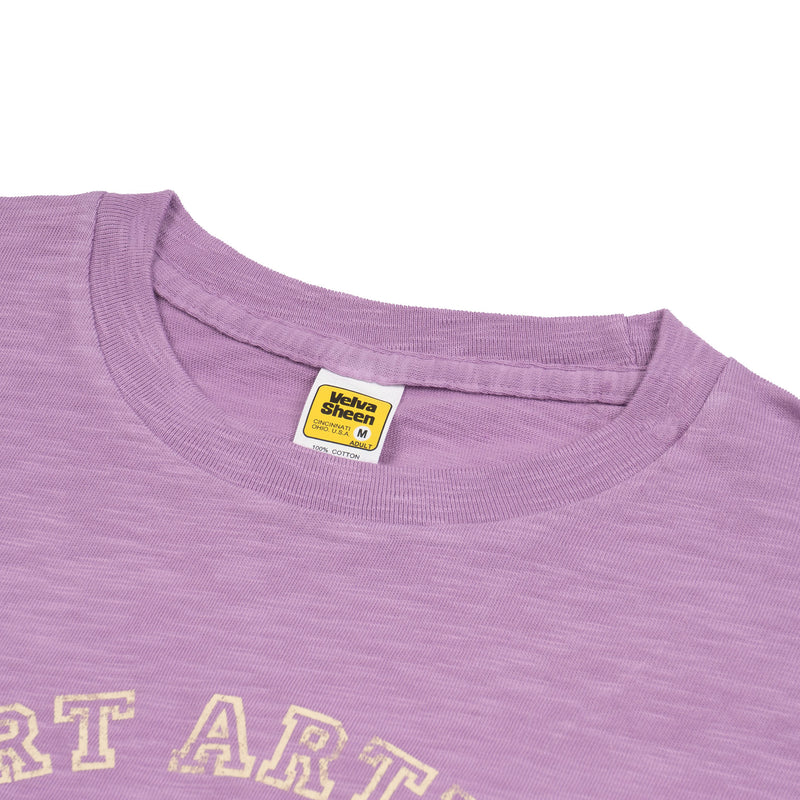 Little League Tee - Purple