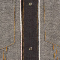 Denim Jacket - All Conditions Selvedge - inside
