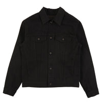 Denim Jacket - Japan Heritage - Black - front