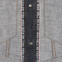 Denim Jacket - Vulgar Selvedge 2