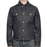 Denim Jacket - Vulgar Selvedge 2 - front