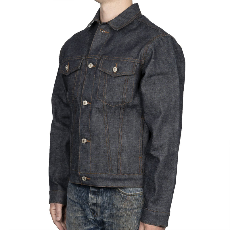 Denim Jacket - Vulgar Selvedge 2 - side