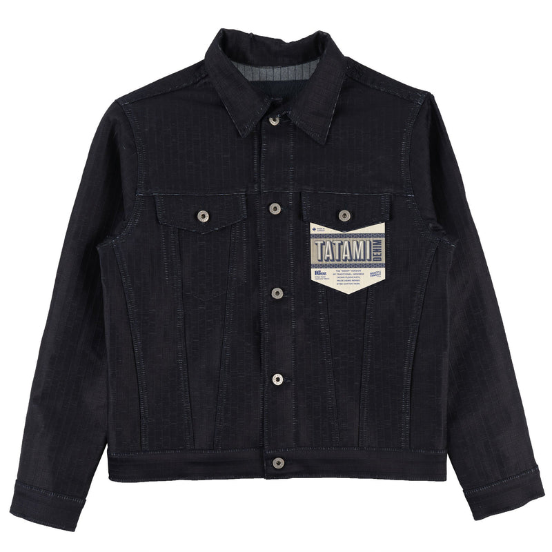 Denim Jacket - Tatami Denim - front