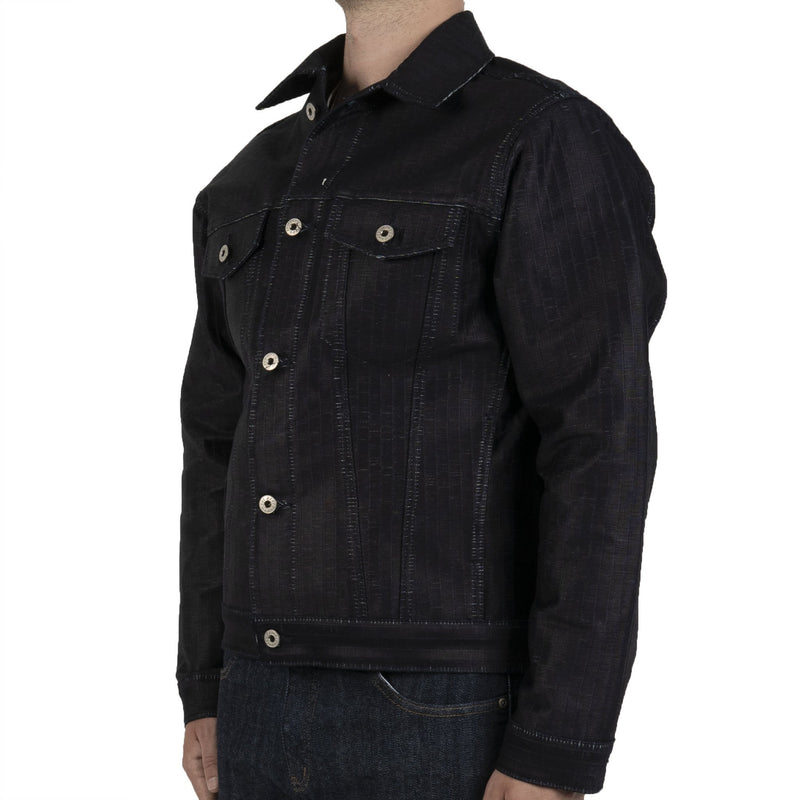 Denim Jacket - Tatami Denim - side