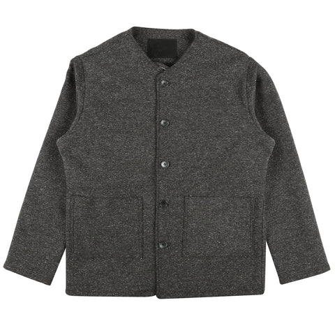 Chore Coat - Nep Stretch Twill - Charcoal