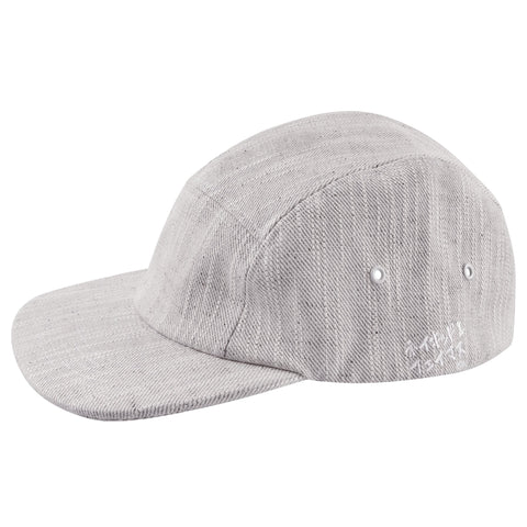 5 Panel Denim Hat Made from Japanese Denim