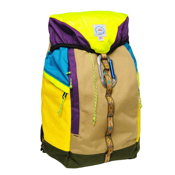 Large Climb Pack - Yellow / Sandstone