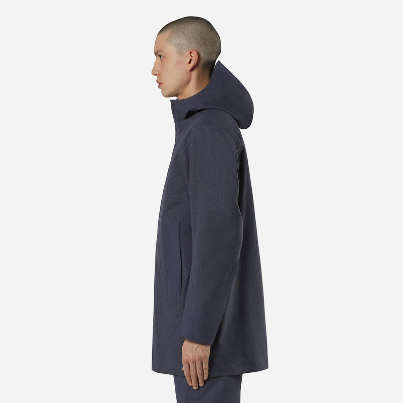 24231 - Navier AR Coat - Pluton Heather | Arc'Teryx Veilance