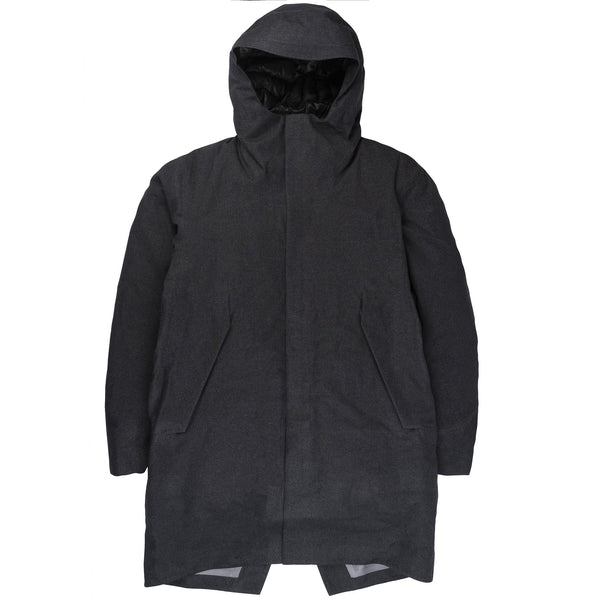 21743 - Monitor Down Coat - Noir
