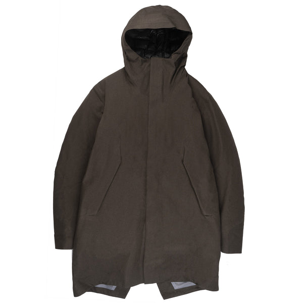 26898 - Monitor TW Coat - Sediment Heather