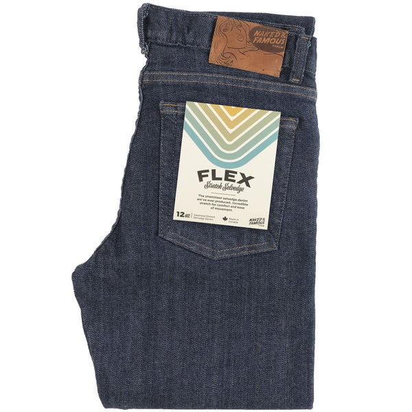 Max - Hyper Flex Stretch Selvedge - main