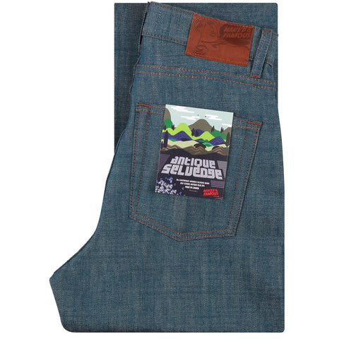 Women's Raw Denim - Indigo Selvedge