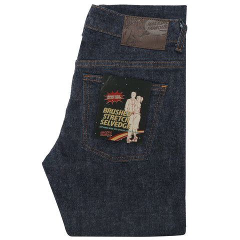 Women's - Boyfriend - Brushed Stretch Selvedge