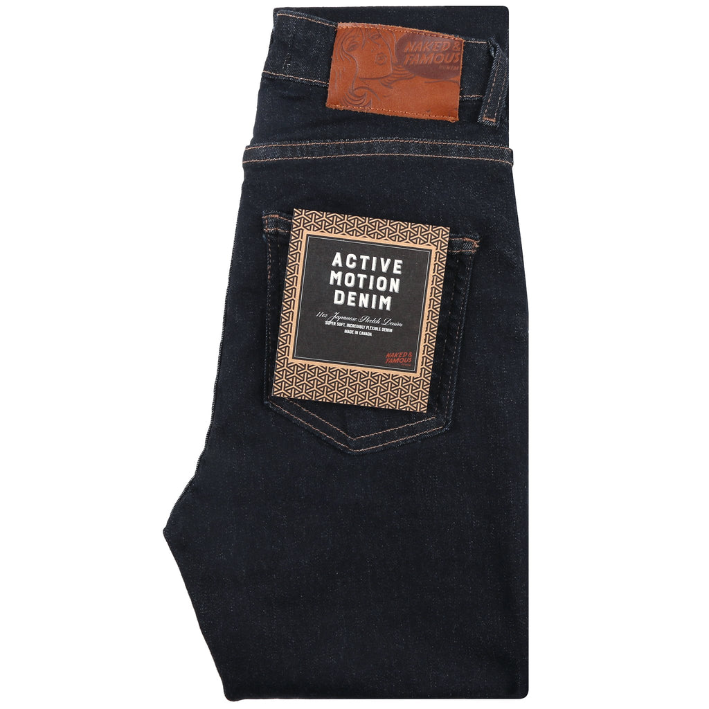 Women's - High Skinny - Active Motion Denim