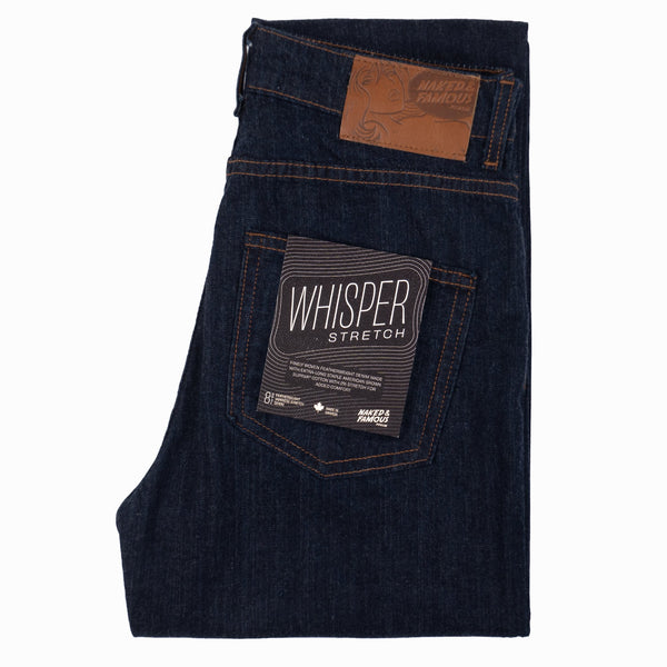 High Skinny - Whisper Stretch Denim