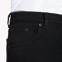 Max - Black Cashmere | Naked & Famous Denim