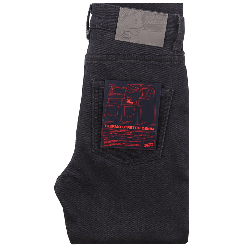 Women's - High Skinny - Thermo Stretch Denim