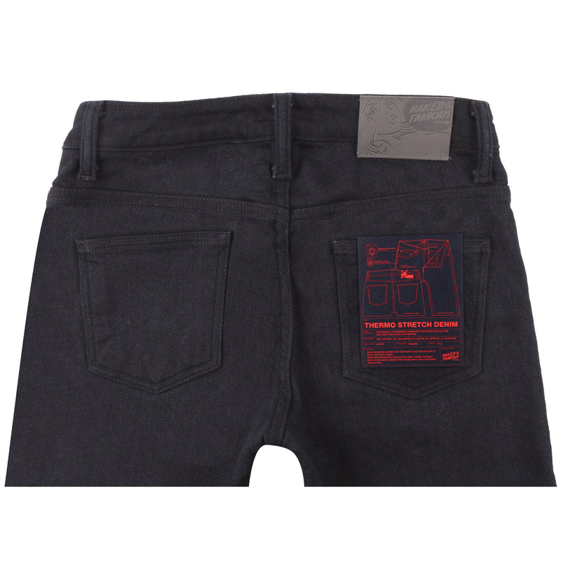 Thermo Stretch Denim by Naked & Famous Denim