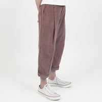 Ridge Pant - Seersucker Corduroy - Blush - side