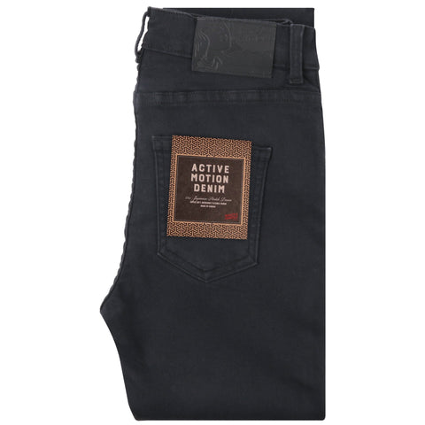Women's - High Skinny - Active Motion Black
