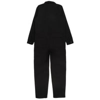 Women's - Coverall - Black Canvas - back