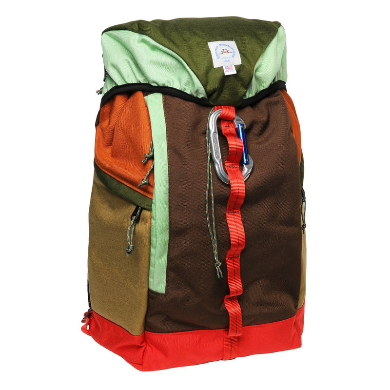 Large Climb Pack - Moss / Coffee