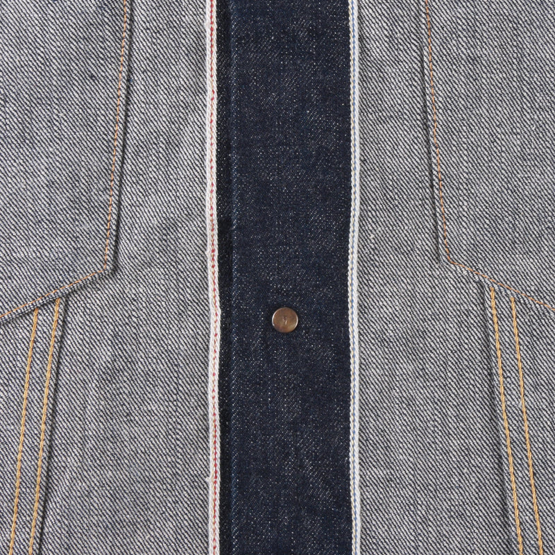 Burgus Plus Type 3 Denim Jacket