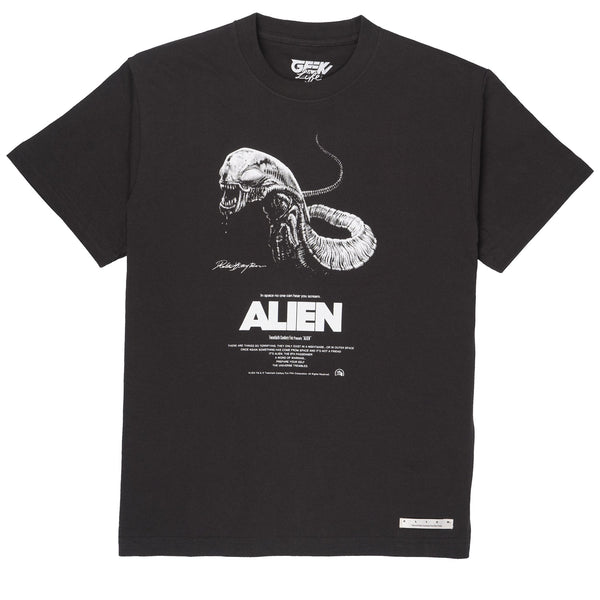 Chestburster Monochrome T-shirt