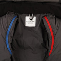 And Wander - Heather Rip Down Jacket - Black - Interior