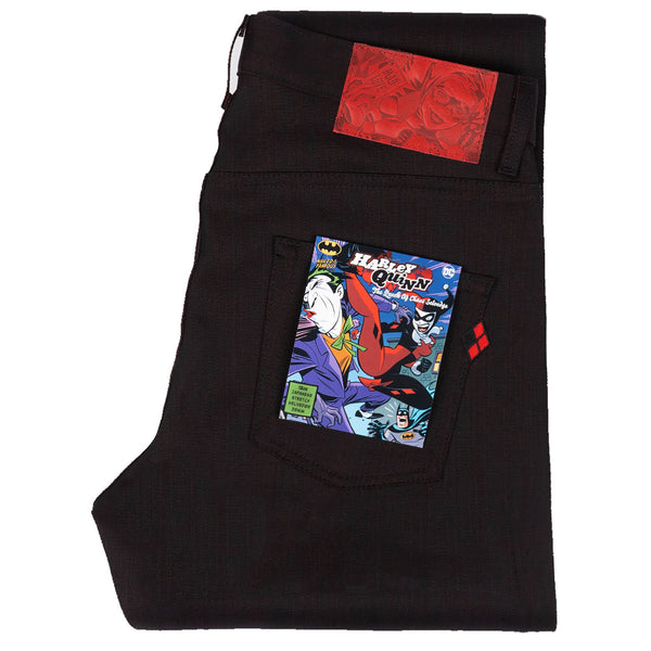 Easy Guy - Harley Quinn - The Queen Of Chaos Selvedge