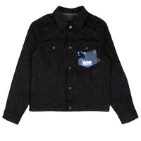 Denim Jacket - Batman - Dark Knight Selvedge | Naked & Famous Denim