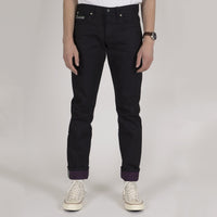 Weird Guy - Joker - The Clown Prince Of Crime Selvedge | Naked & Famous Denim