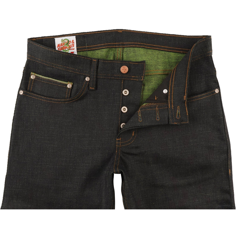 Cell Perfect Selvedge Jeans - front