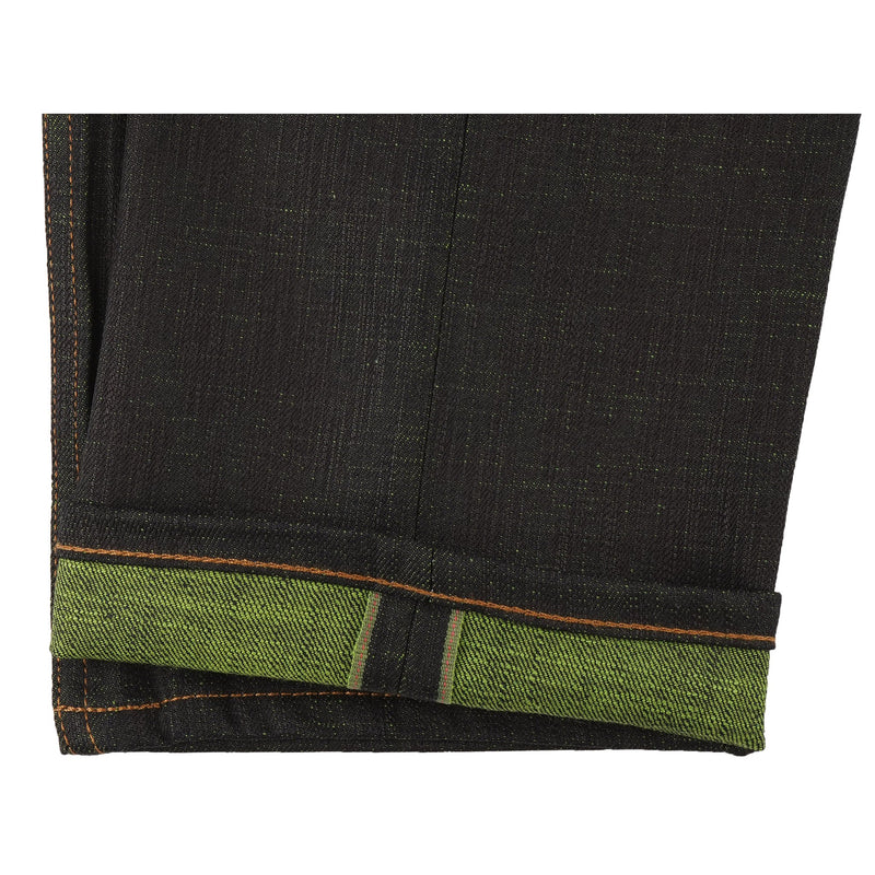 Cell Perfect Selvedge Jeans - hem