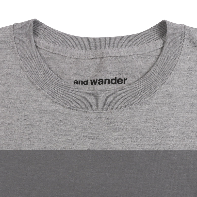 And Wander Cotton Reflect T