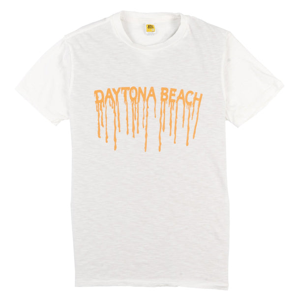 Daytona Beach Tee - White