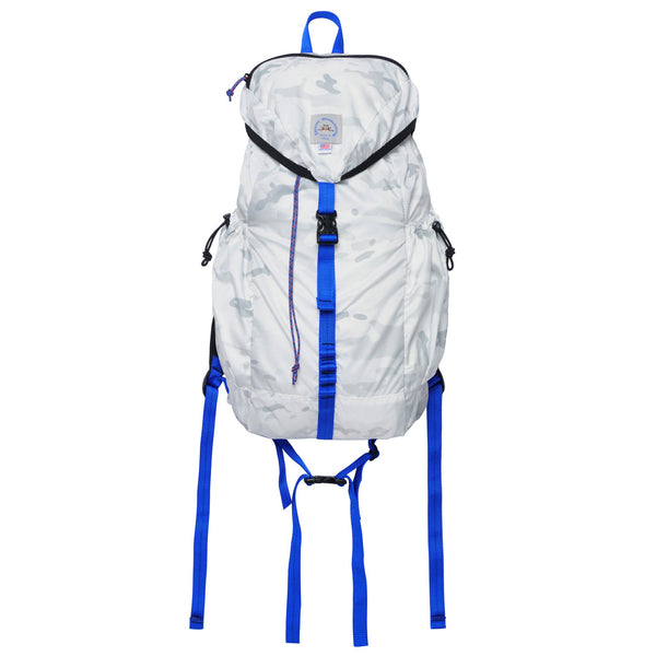Packable Backpack - White Camo | Epperson Mountaineering