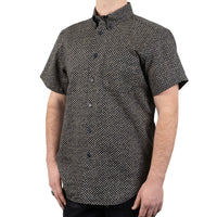 Short Sleeve Easy Shirt - Kimono Scales - side shot