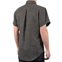 Short Sleeve Easy Shirt - Kimono Scales - back shot