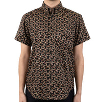 Short Sleeve Easy Shirt - Retro Mod - front shot