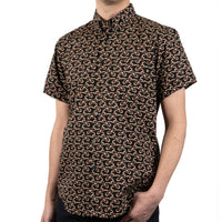 Short Sleeve Easy Shirt - Retro Mod - side shot
