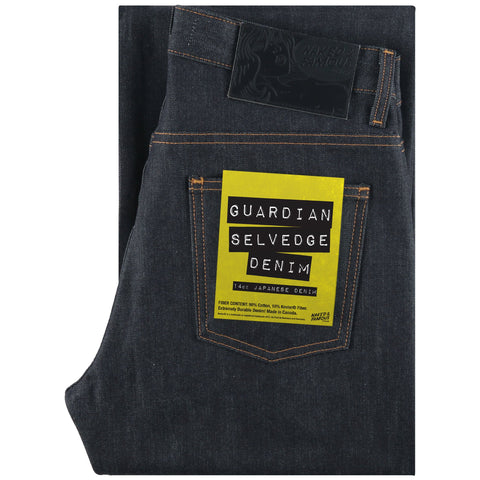 Strong Guy - Guardian Selvedge | Naked & Famous Denim