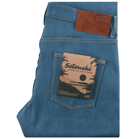 Easy Guy - Setouchi Stretch Selvedge