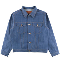 Denim Jacket - Clear Blue Selvedge | Naked & Famous Denim