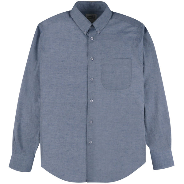 Easy Shirt - Heather Gauze | Naked & Famous Denim