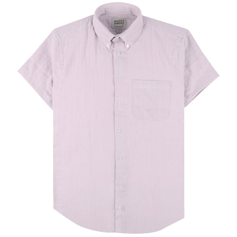 Short Sleeve Easy Shirt - Double Weave Gauze | Naked & Famous Denim