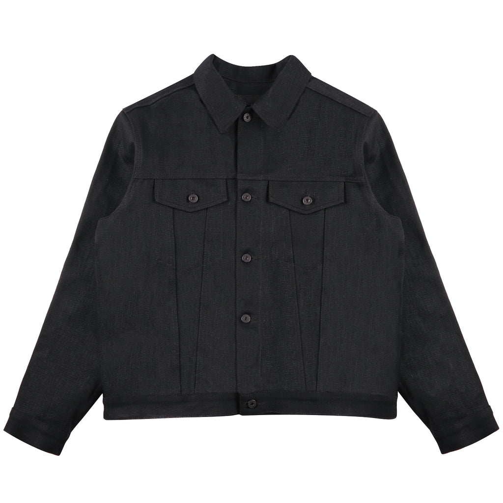 Denim Jacket - Elephant 7 El Diablo | Naked & Famous Denim