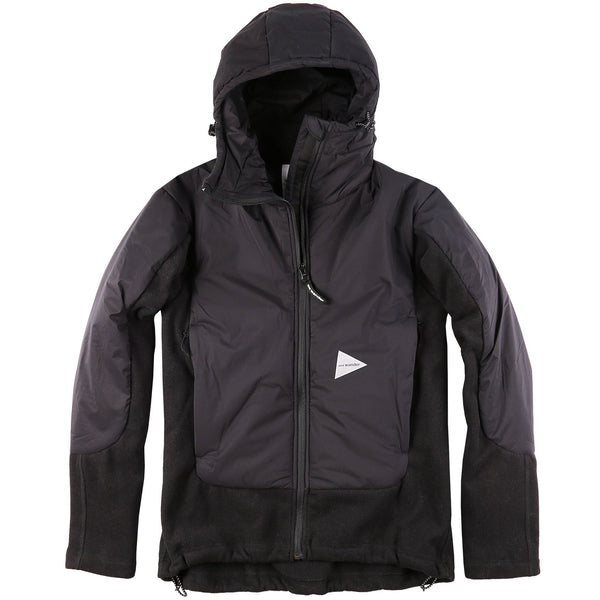 And Wander Top Fleece Jacket