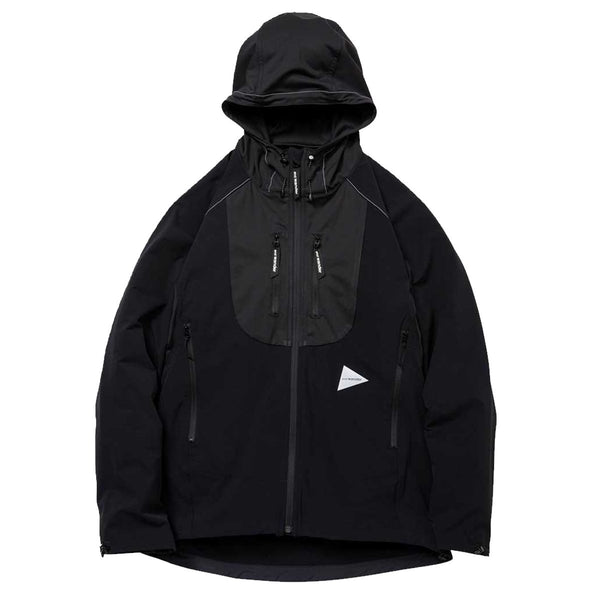 AW91-FT011 - Trek Jacket - Black