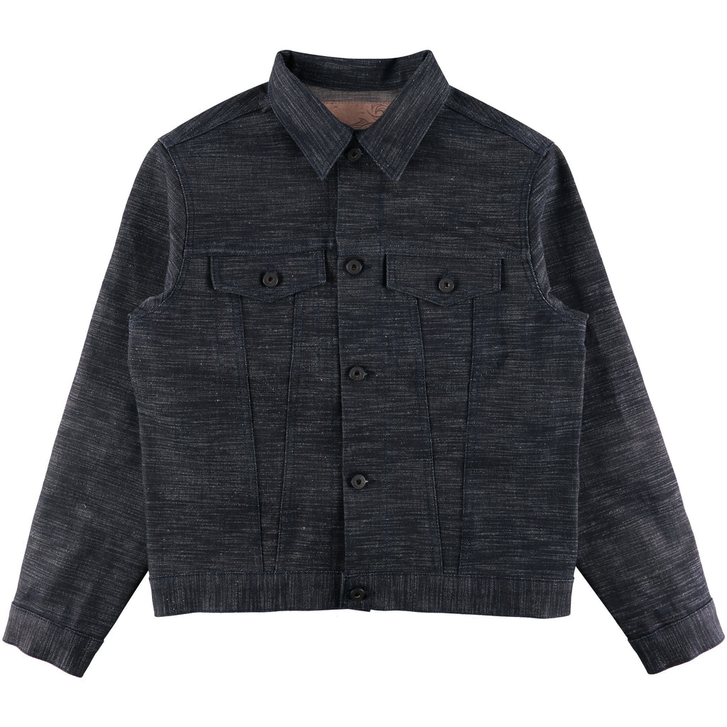 Denim Jacket - Frankenstein 4 | Naked & Famous Denim